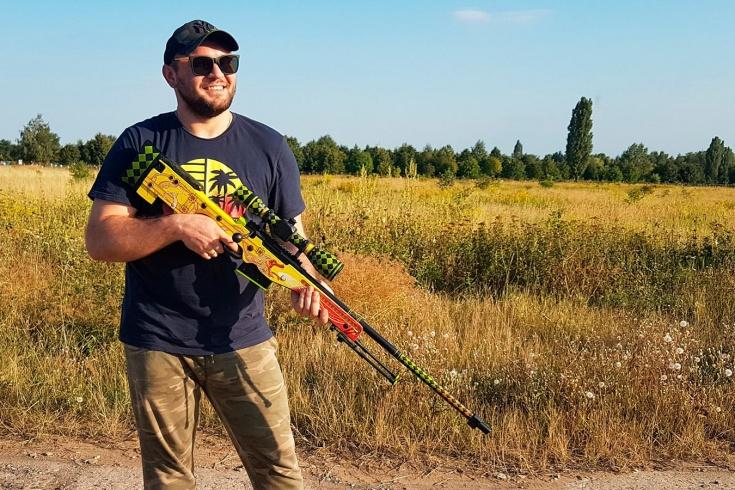 Россиянин создаёт оружие из игр