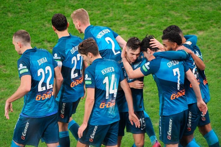 Изумительный гол Караваева перевернул тяжёлый матч «Зенита». Отрыв от ЦСКА опять вырос