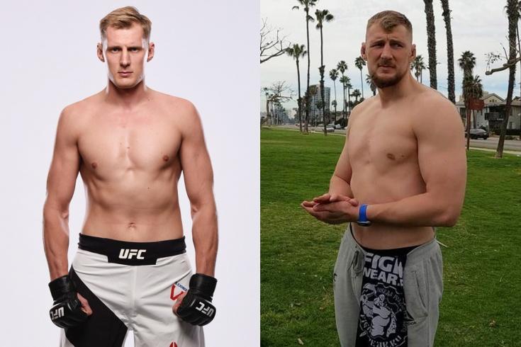 Алистар Оверим – Александр Волков перед UFC Fight Night 184, физическая форма Драго, фото