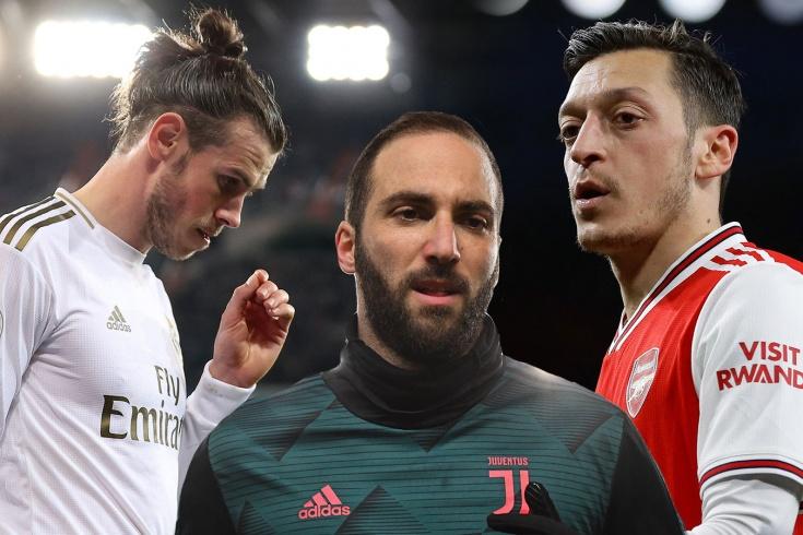 5 звёзд, которые больше не нужны своим клубам. И продать их — проблема
