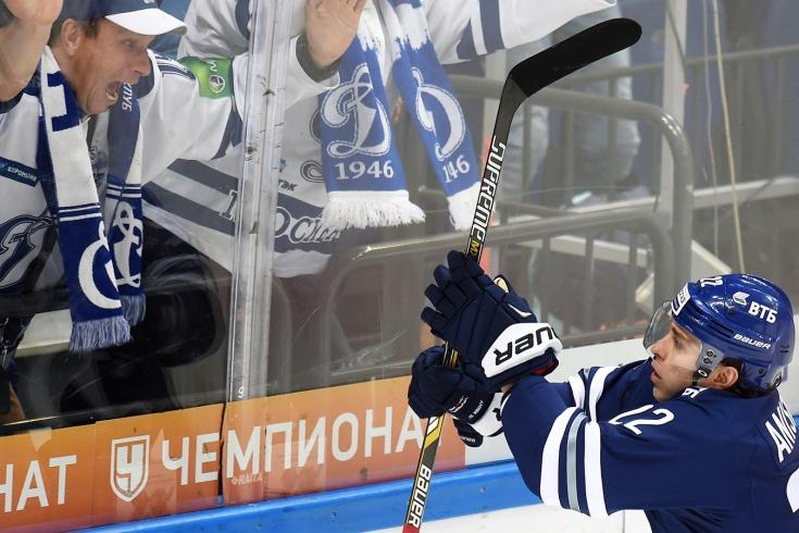 История хоккеиста Михаила Анисина, как играл, где Анисин сейчас