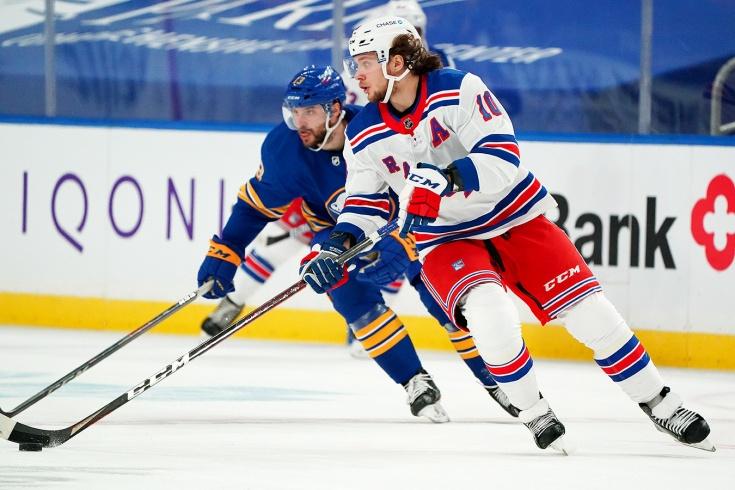 Провал «Нью-Йорк Рейнджерс» на старте сезона НХЛ