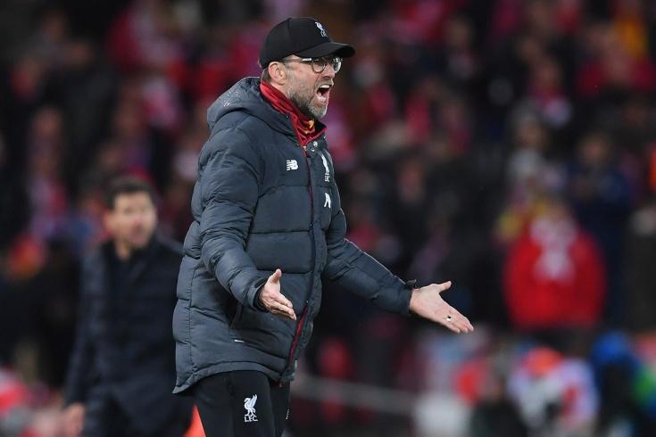 «Ливерпуль» опасается ухода Клоппа в сборную Герма