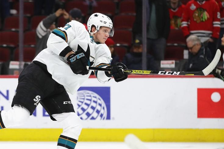 Интервью с защитником «Сан-Хосе» Николаем Кныжовым, как он пробился в состав клуба НХЛ