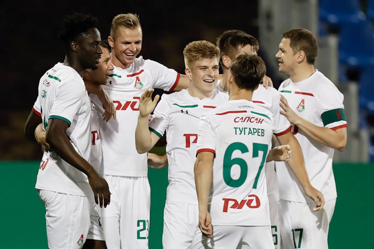 «Ростов» — «Локомотив» — 1:1, пен. — 3:4