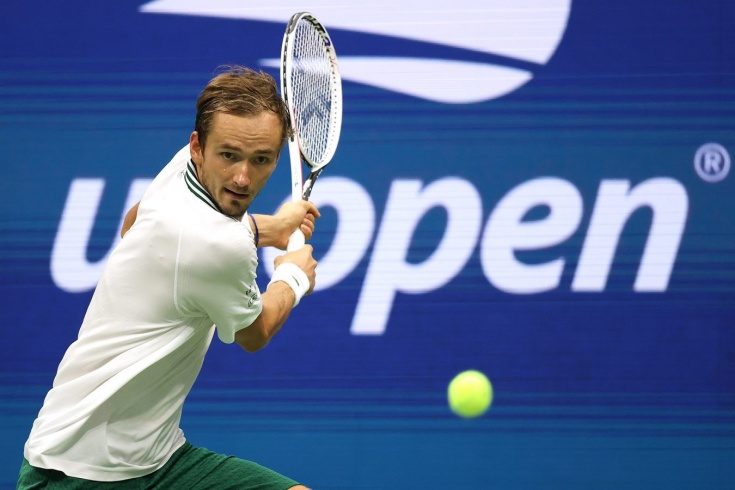 Даниил Медведев – Феликс Оже-Альяссим: онлайн-трансляция полуфинала US Open — 2021, где смотреть матч, когда начало