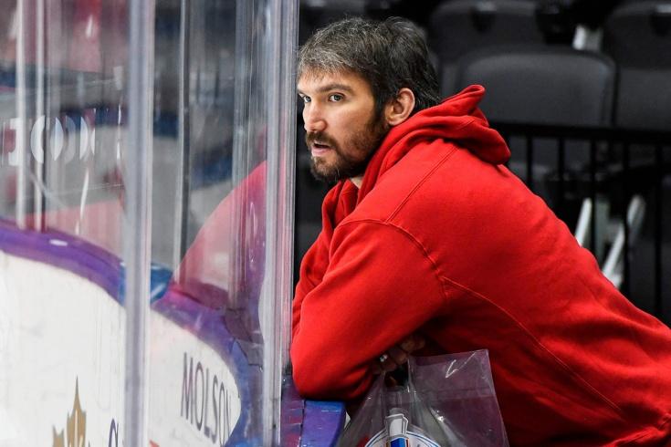 Почему «Динамо» может вернуть Александра Овечкина в КХЛ