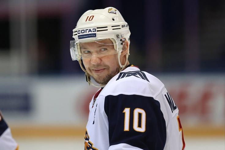 Сергей Мозякин завершил карьеру, чем будет заниматься легенда отечественного хоккея