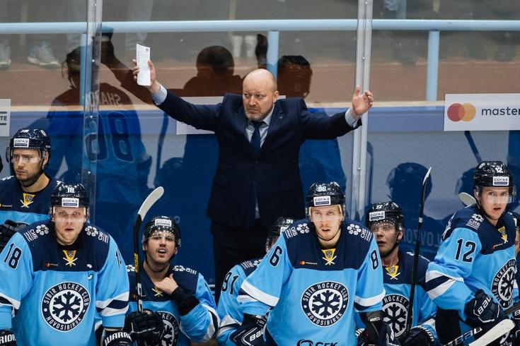 Итоги Восточной конференции КХЛ
