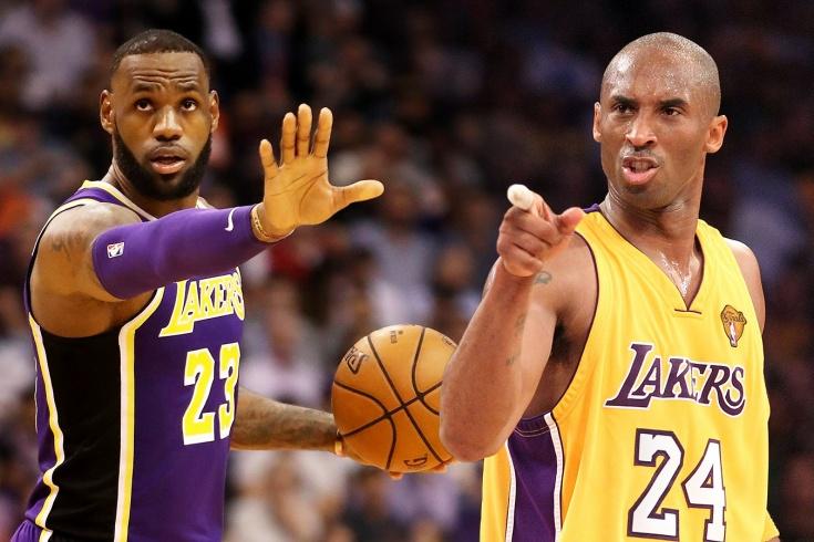 Кто лучший баскетболист в истории после Джордана – Брайант или Джеймс — опрос