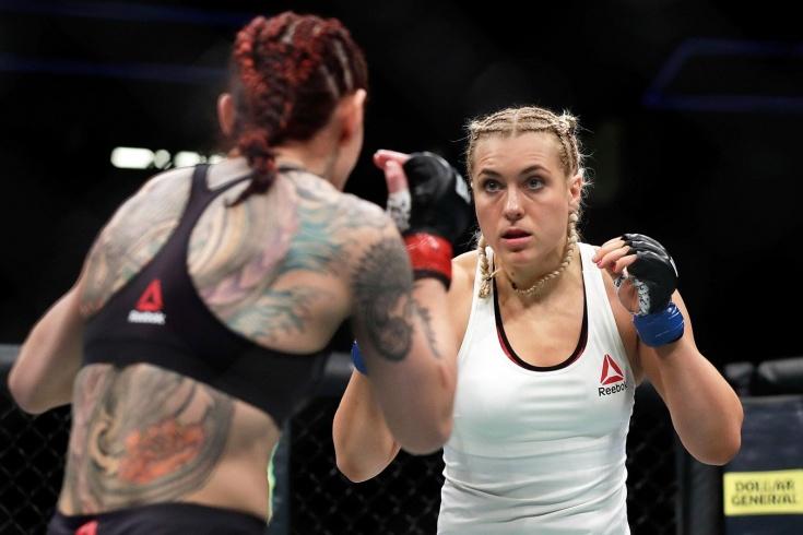 Яна могла стать российской чемпионкой UFC раньше Хабиба, но Крис Сайборг разбила её