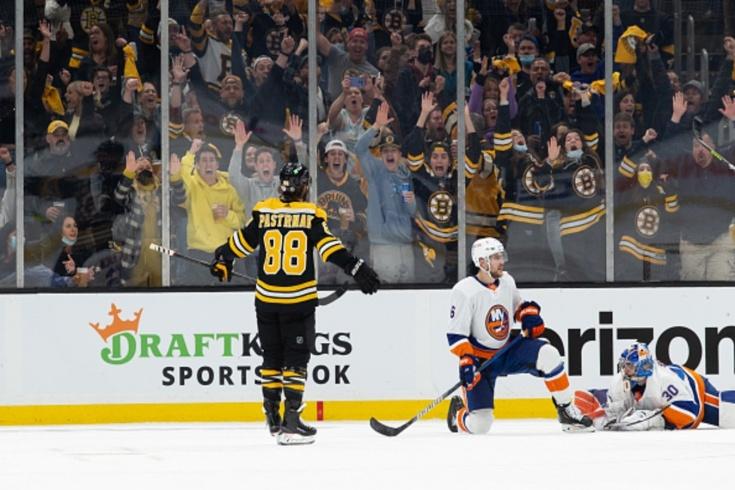 «Бостон» — «Айлендерс» — 5:2