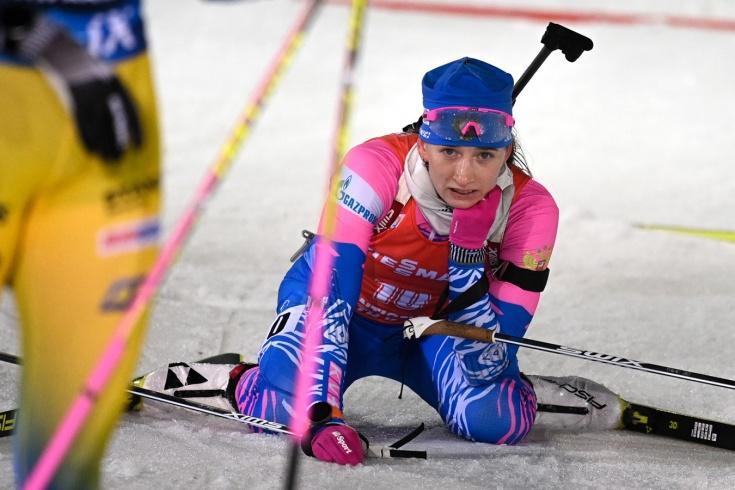 Что происходит с лидером сборной России по биатлону Светланой Мироновой на чемпионате мира – 2021