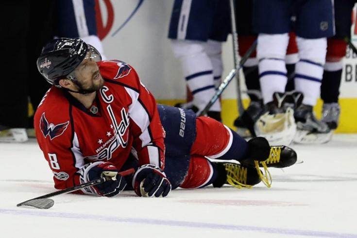 «Айлендерс» — «Вашингтон» — 0:1 Б, видео, голы, обзор матча регулярного чемпионата НХЛ, Овечкин получил травму