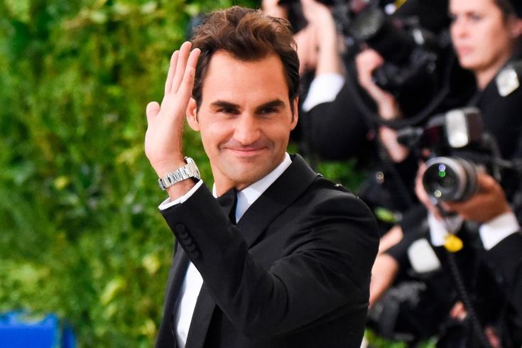 Роджер Федерер и Рафаэль Надаль попали в пятёрку лучших спортсменов XXI века