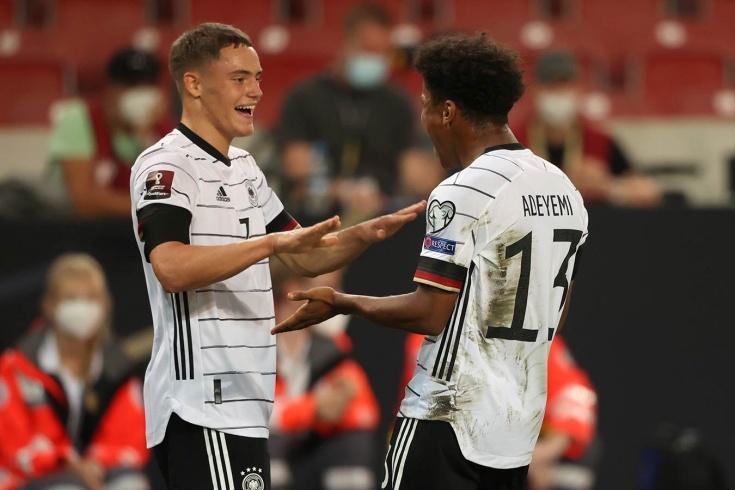 Германия – Армения – 6:0