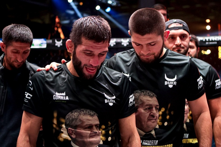 Шамиль Завуров проиграл Нариману Аббасову на турнире памяти Абдулманапа Нурмагомедова, реакция Хабиба