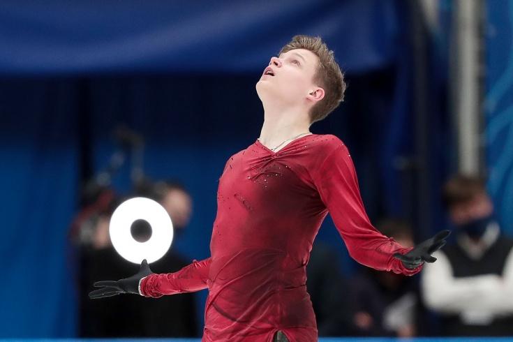 Финал Кубка России по фигурному катанию 2021: Семененко сенсационно победил, Алиев – третий