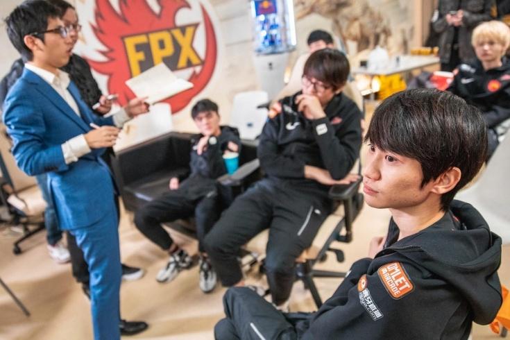 Команда FunPlus Phoenix