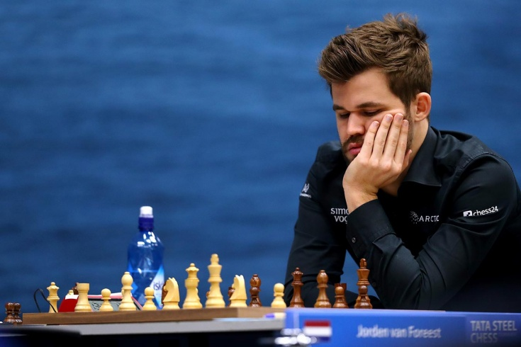 Чемпион мира Карлсен организовал крупный шахматный турнир – спорт возвращается