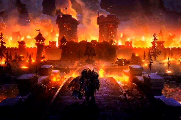 Фанаты уничтожили Warcraft III: Reforged