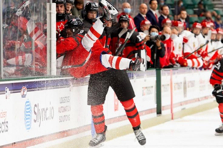 Канады U18 — Россия U18 — 5:3