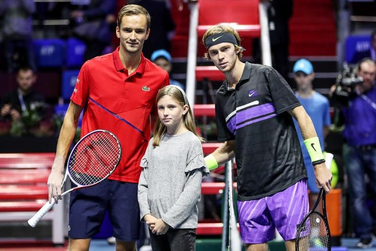 Медведев, Рублёв, Павлюченкова: 27 января, расписание матчей, сетка Australian Open-2020