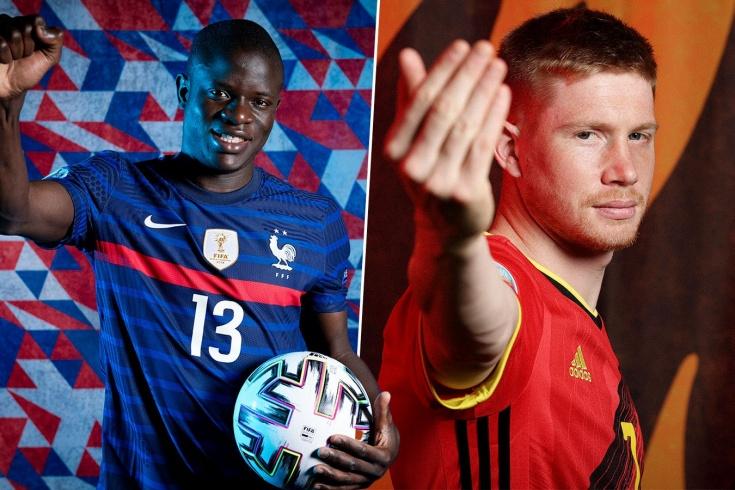 Символическая сборная группового этапа Евро-2020