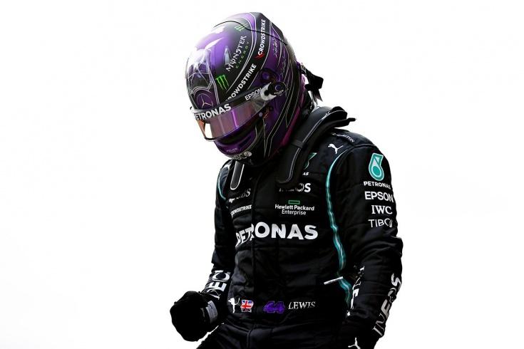 Хэмилтон выиграл квалификацию Гран-при Турции