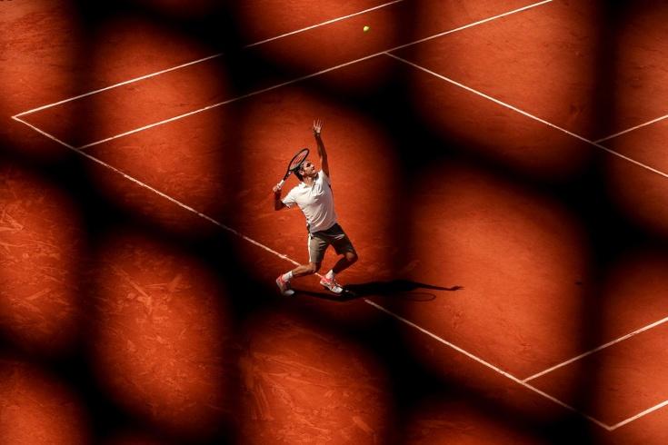 Швейцарский теннисист Роджер Федерер снова не выступит на «Ролан Гаррос»?