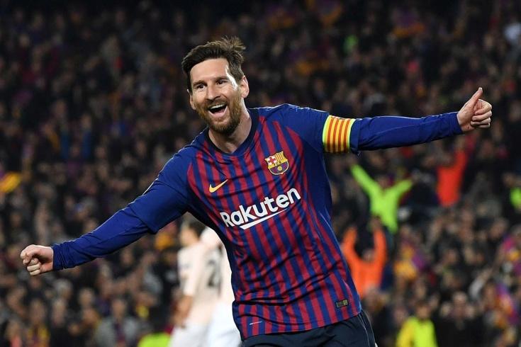 Barselona Opublikovala Foto S Trenirovki Lionelya Messi Na Baze Kluba Chempionat