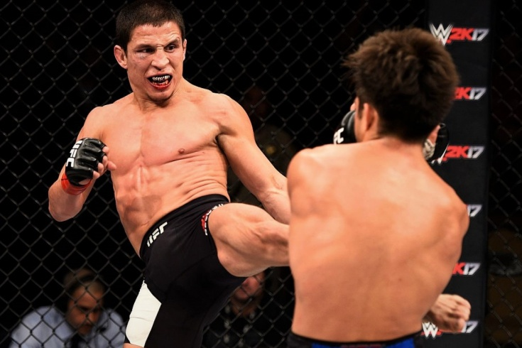 UFC Fight Night 169, Джозеф Бенавидез — Дейвисон Фигередо, бой за пояс UFC, 29 февраля