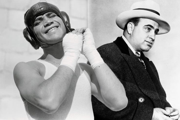 Чемпион мира по боксу работал на Аль Капоне и стал героем Второй мировой войны