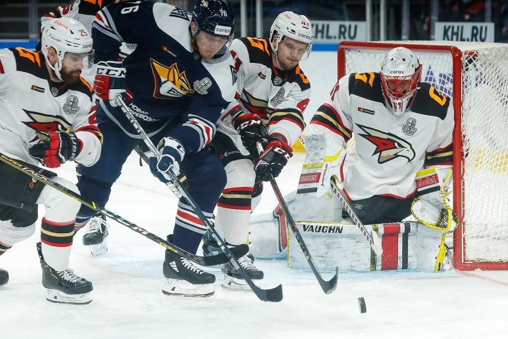 «Металлург» – «Авангард» – 0:3, второй раунд плей-офф КХЛ, сезон-2020/2021, отчёт и видео