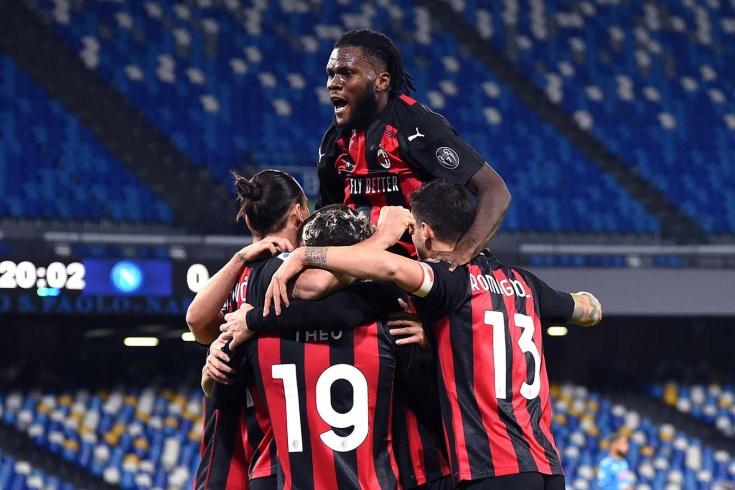 «Сампдория» — «Милан», 6 декабря 2020 года, прогноз и ставка на матч чемпионата Италии