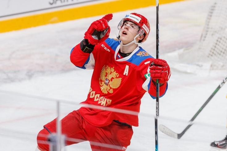 Россия снова гремит в хоккейной Европе! 19-летний Амиров установил национальный рекорд!