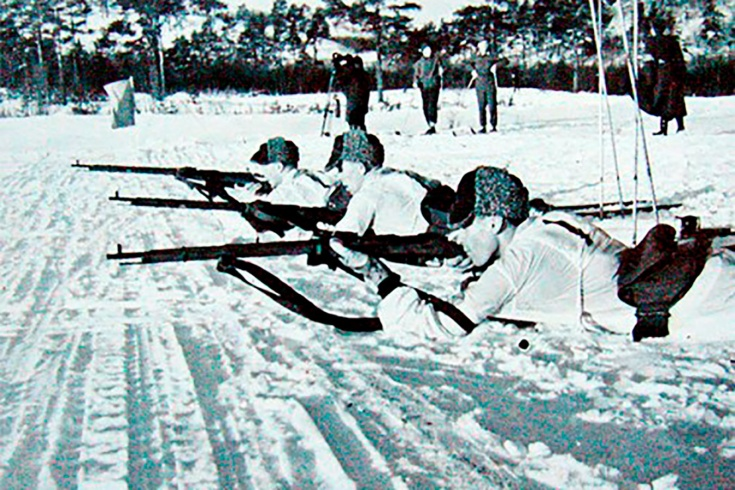 На первом чемпионате мира по биатлону сборная СССР завоевала бронзу – как это было