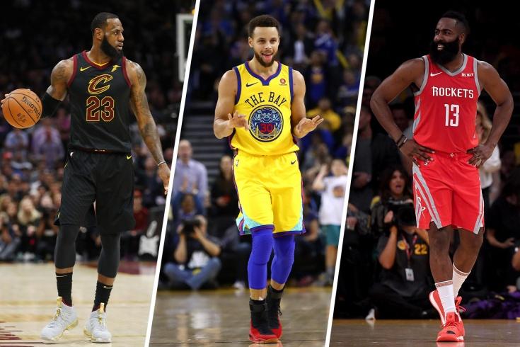 Голосование за лучшего баскетболиста десятилетия