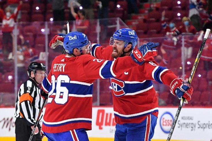 «Монреаль» – «Вегас» – 3:2 ОТ, видео, голы, обзор матча полуфинала плей-офф НХЛ
