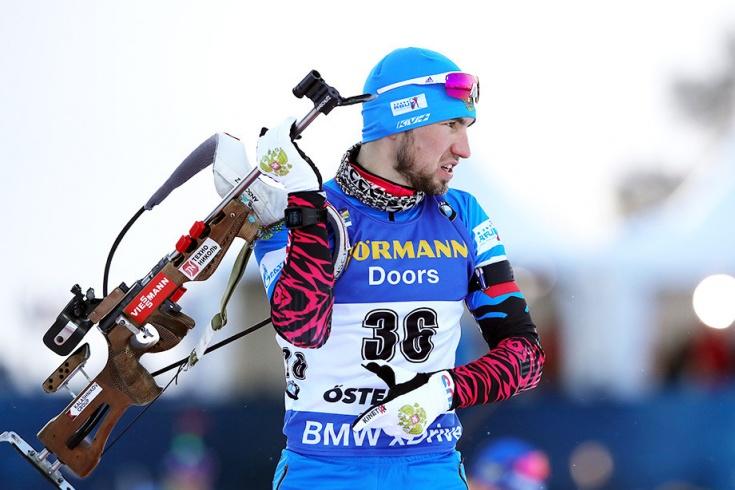 Сборная России по биатлону, Александр Логинов