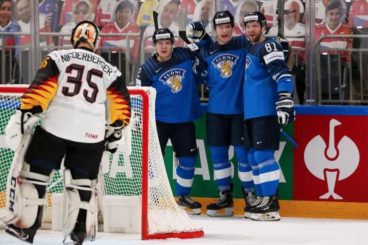 Финны дожали немцев! В финале ЧМ нас снова ждёт их схватка с Канадой