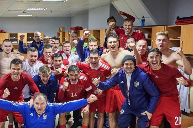 Это просто праздник какой-то! Российская молодёжка сыграет на Евро впервые за восемь лет!