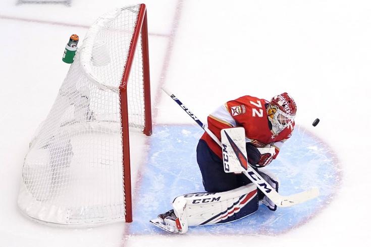 Флорида — Детройт — 2:1 – видео, голы, обзор матча регулярного чемпионата НХЛ 2021
