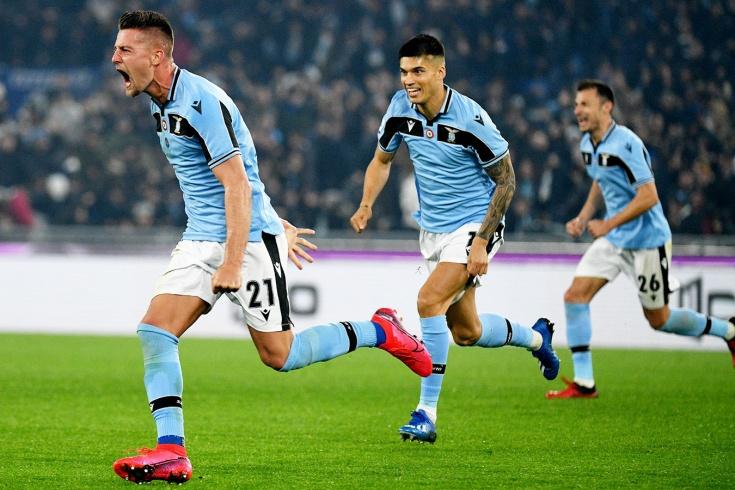 «Лацио» не отпускает команду Роналду