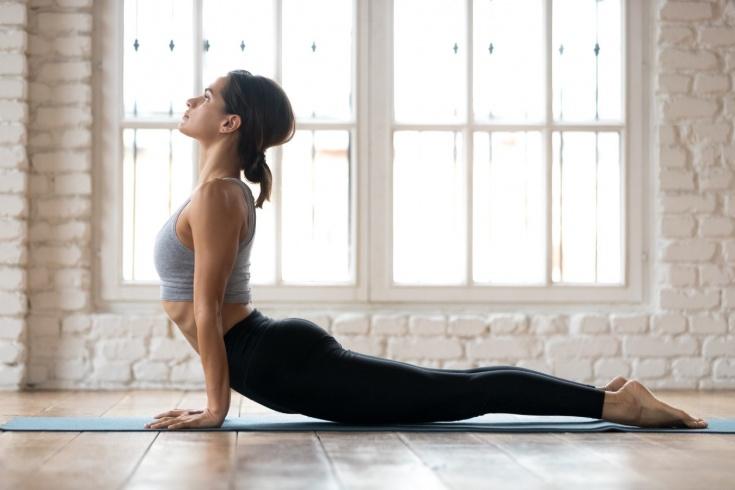 Упражнения для красивой осанки. Видео