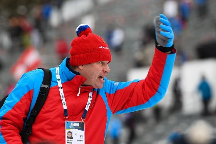 Дмитрий Губерниев решительно высказался о выступлении сборной России на Кубке мира по биатлону