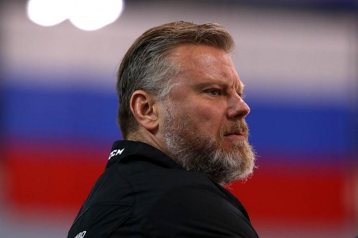 Интервью с тренером «Авангарда» Дмитрием Рябыкиным