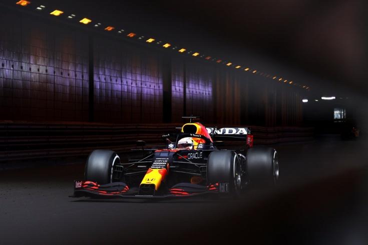Макс Ферстаппен выиграл Гран-при Монако Ф-1