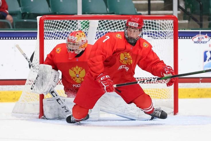Как сборной России избежать встречи с Канадой? Все расклады на плей-офф ЮЧМ-2021