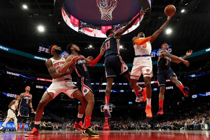 НБА планирует возобновить остановленный из-за коронавируса сезон в середине июня